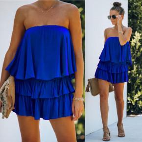 Γυναικείο φόρεμα 2440 μπλε