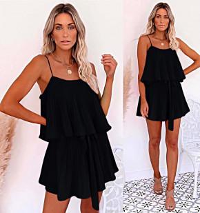 Дамска рокля солей 5199 черна