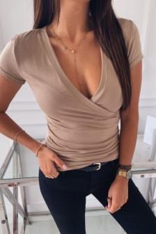 Γυναικεία μπλούζα 3310 μπεζ