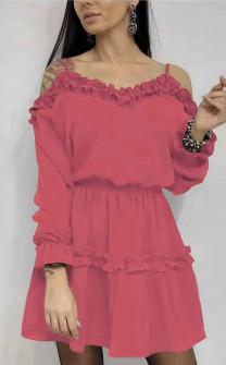Γυναικείο φόρεμα 2011 φούξια