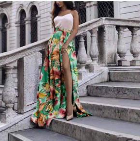 Γυναικεία φούστα φλοράλ 571504