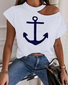Γυναικεία μπλούζα 3842 άσπρη