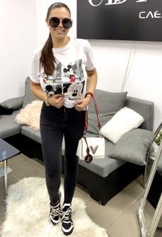 Γυναικείο τζιν 3021 μαύρο