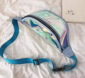 Γυναικεία τσάντα B309 μπλε