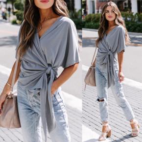 Γυναικεία μπλούζα 2312 γκρι