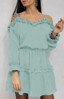 Γυναικείο φόρεμα 2011 μέντα