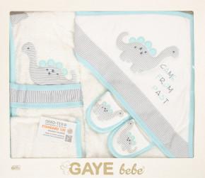 Βρεφικό σετ για μπάνιο 4τμχ. 505847 γαλάζιο