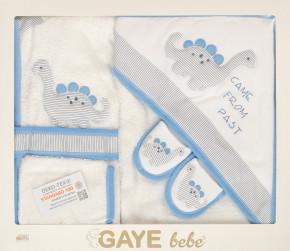 Βρεφικό σετ για μπάνιο 4τμχ. 505847 μπλε