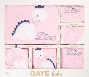 Бебешки комплект за изписване 10 части 505672 розов