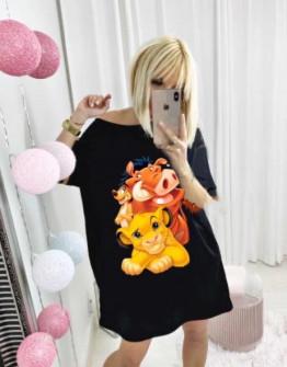 Γυναικείο μπλουζοφόρεμα 232014