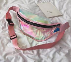 Γυναικεία τσάντα B309 ροζ