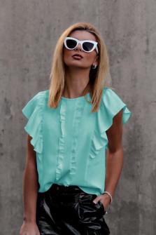 Γυναικεία μπλούζα 5009 μέντα