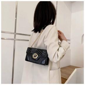 Γυναικεία τσάντα B280 μαύρη