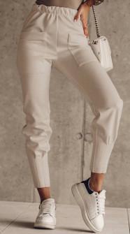 Γυναικείο παντελόνι 5542 μπεζ