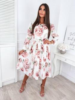 Γυναικείο φόρεμα φλοράλ 2983503