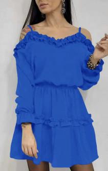 Γυναικείο φόρεμα 2011 μπλε
