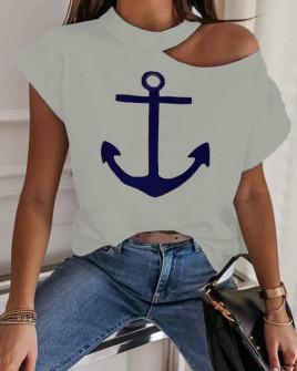 Γυναικεία μπλούζα 3842 γκρι