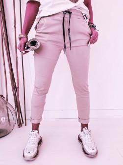 Γυναικείο αθλητικό παντελόνι 2389 μαύρο