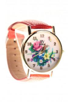 Γυναικείο ρολόι NS0020 κοραλί