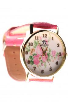 Γυναικείο ρολόι NS0020 φούξια