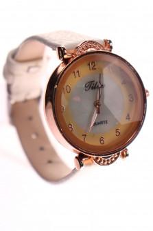 Γυναικείο ρολόι SS00103 άσπρο