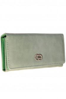 Γυναικείο πορτοφόλι D323 πράσινο