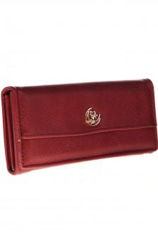 Γυναικείο πορτοφόλι  A638 μπορντό