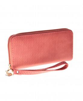 Γυναικείο πορτοφόλι B2012 ροζ