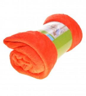 Απαλή κουβέρτα MO048682 πορτοκαλί