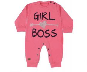 Βρεφική ολόσωμη φόρμα 50592620 ροζ