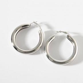 Γυναικεία σκουλαρίκια SP133 ασημί