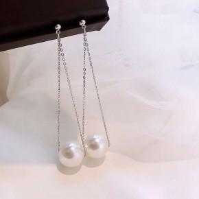 Γυναικεία σκουλαρίκια SP143 ασημί