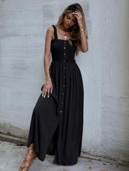 Γυναικείο φόρεμα 5811 μαύρο