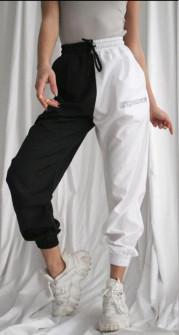 Γυναικείο αθλητικό παντελόνι 10049 άσπρο
