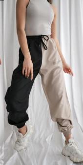 Γυναικείο αθλητικό παντελόνι 10049 καμηλό