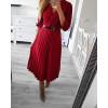Γυναικείο φόρεμα 3550 κόκκινο