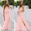 Γυναικείο φόρεμα 3094 ροζ