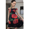 Γυναικείο φόρεμα 3441 μαύρο