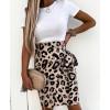 Γυναικεία φούστα με φιόγκο 2123602