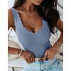 Γυναικείο ελαστικό τοπάκι 4494 γαλάζιο
