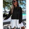 Γυναικείο μπλουζοφόρεμα 5540 μαύρο