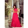 Γυναικείο φόρεμα 9286 φούξια