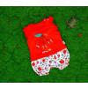 Βρεφική ολόσωμη φόρμα κερασάκι 50515538 κόκκινο