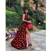 Γυναικείο φόρεμα φιλιά 3132 μαύρο
