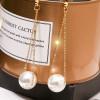 Γυναικεία σκουλαρίκια SP143 χρυσαφί