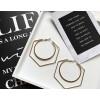 Γυναικεία σκουλαρίκια SP156 χρυσαφί